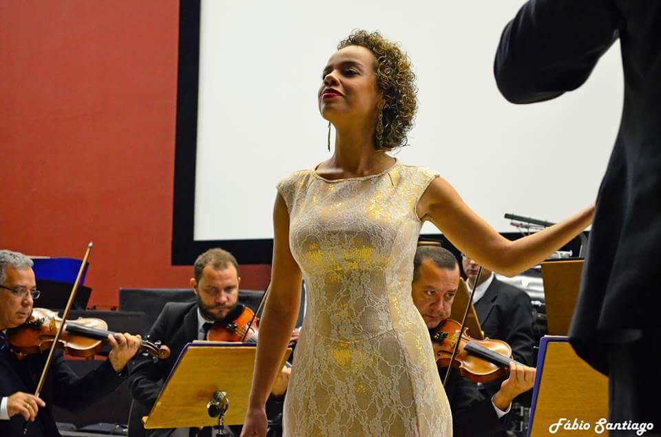 Concerto de Páscoa com solistas, coro e orquestra