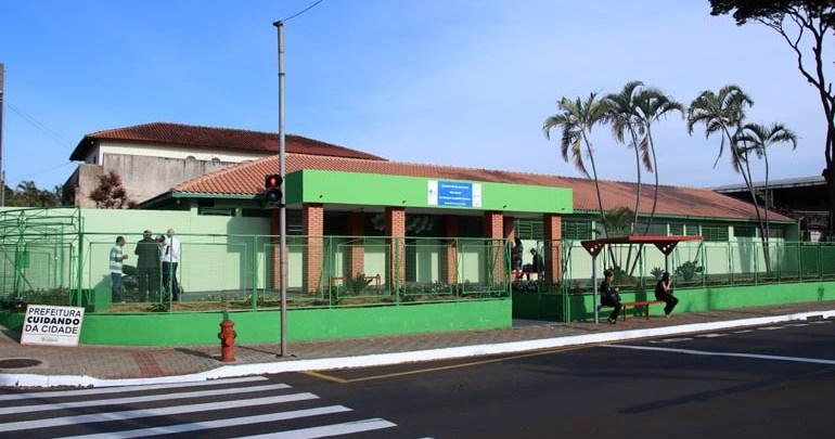 Município entrega UBS Vila Casoni reformada