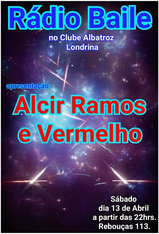 Alcir Ramos e Vermelho