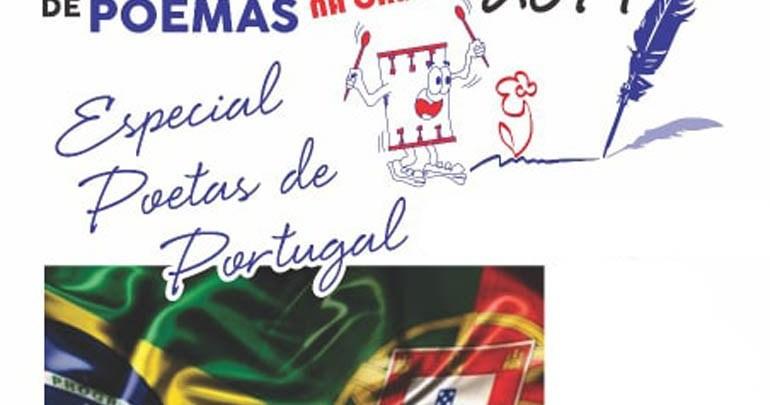 Circuito de poemas leva mostra de autores portugueses à escola municipal