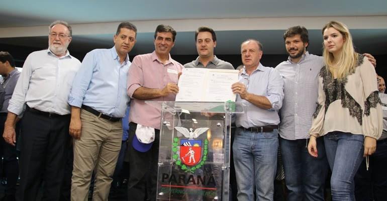 Governo do PR libera recursos e investimentos para Londrina e outros municípios