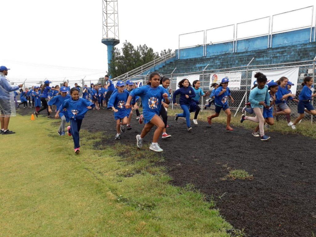 Londrina Atletismo lança Escolinha para crianças
