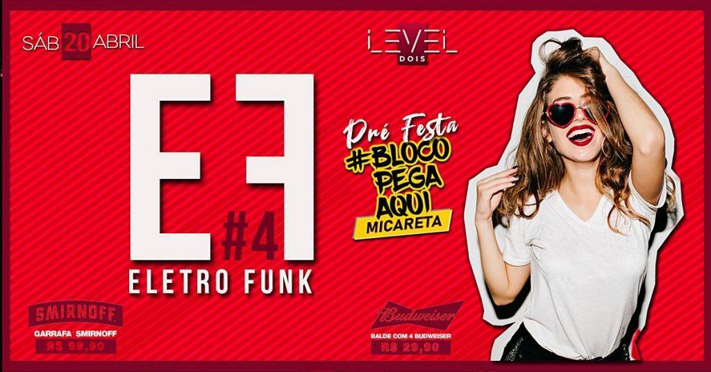 Level Dois apresenta: Eletro Funk #4
