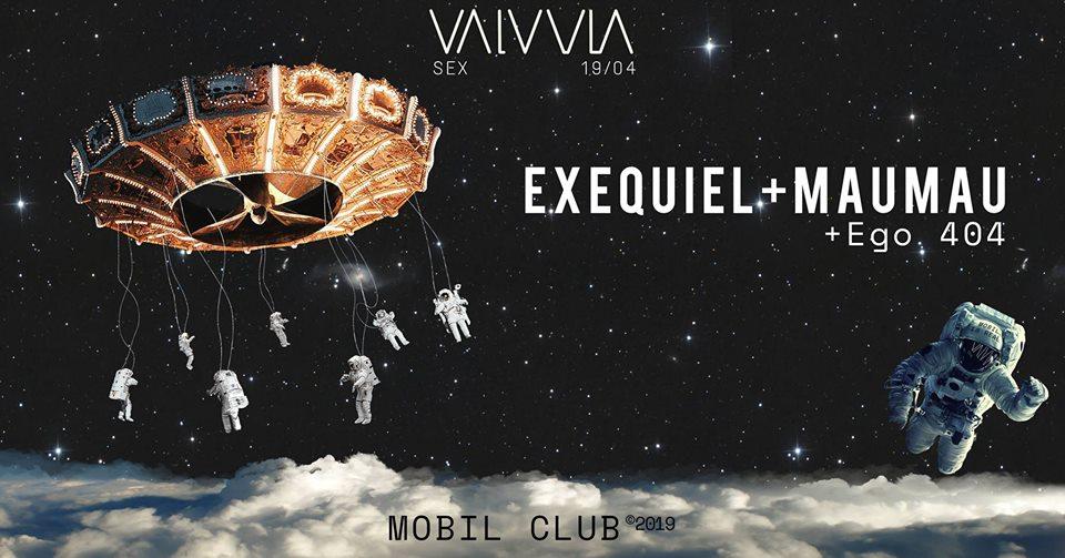 VLV /// Exequiel + Maumau | Ego404