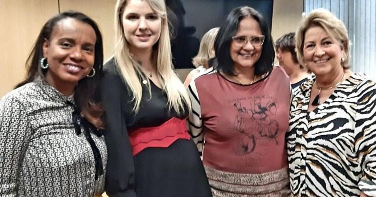 Município propõe para Ministra a vinda da Casa da Mulher Brasileira