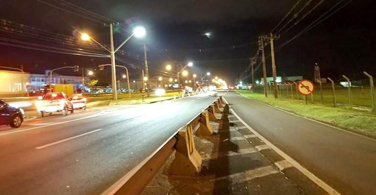Implantação de luminárias LED na Higienópolis avança para a etapa final