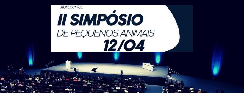 II Simpósio de Pequenos Animais - EXPO Londrina 2019