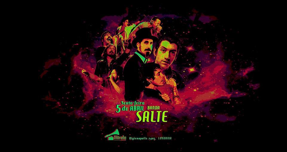 Linkin park, Red Hot, System - @Salte Banda