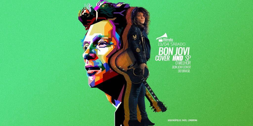 "Bon Jovi - HND - SP ""O Melhor Bon Jovi Cover do Brasil!"""