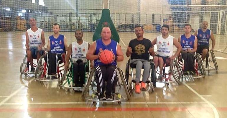 Londrina sedia Campeonato Paranaense de Basquete em Cadeira de Rodas