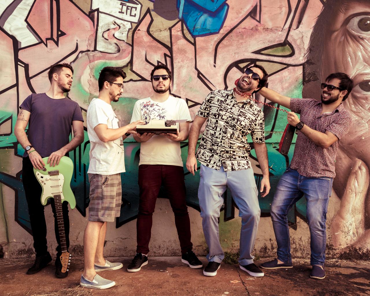 Show em Londrina festeja os 50 anos de Woodstock
