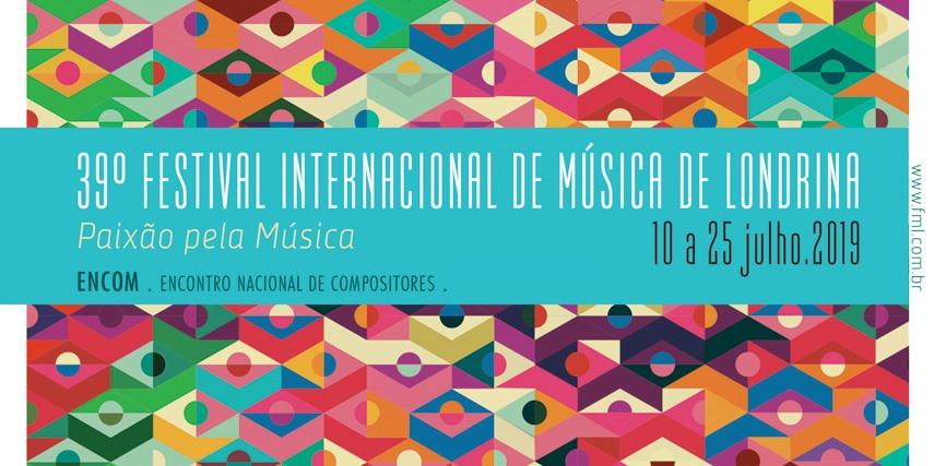 39º Festival Internacional de Música de Londrina