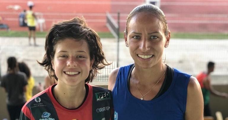 Atletismo londrinense feminino é campeão em Paranaense