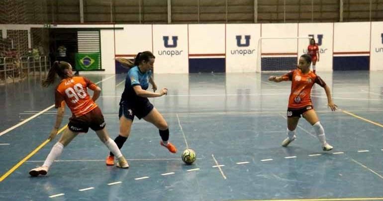 Inscrições abertas para seletiva de futsal feminino