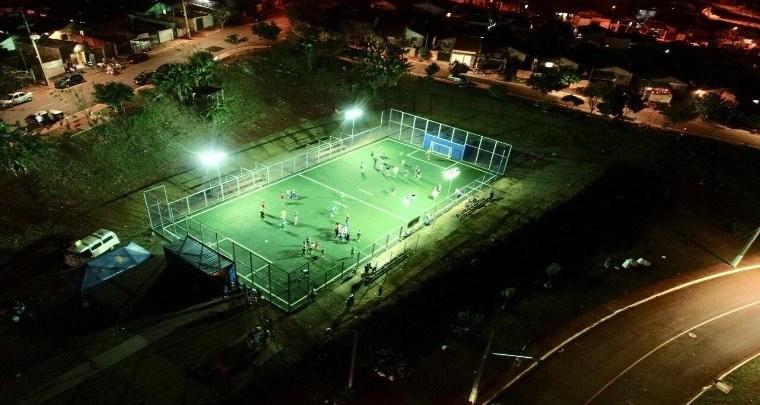 Londrina ganha novos espaços para prática esportiva