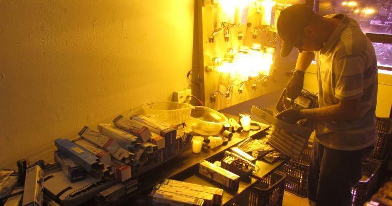 Detentos trabalham para Sercomtel Iluminação e geram bons resultados