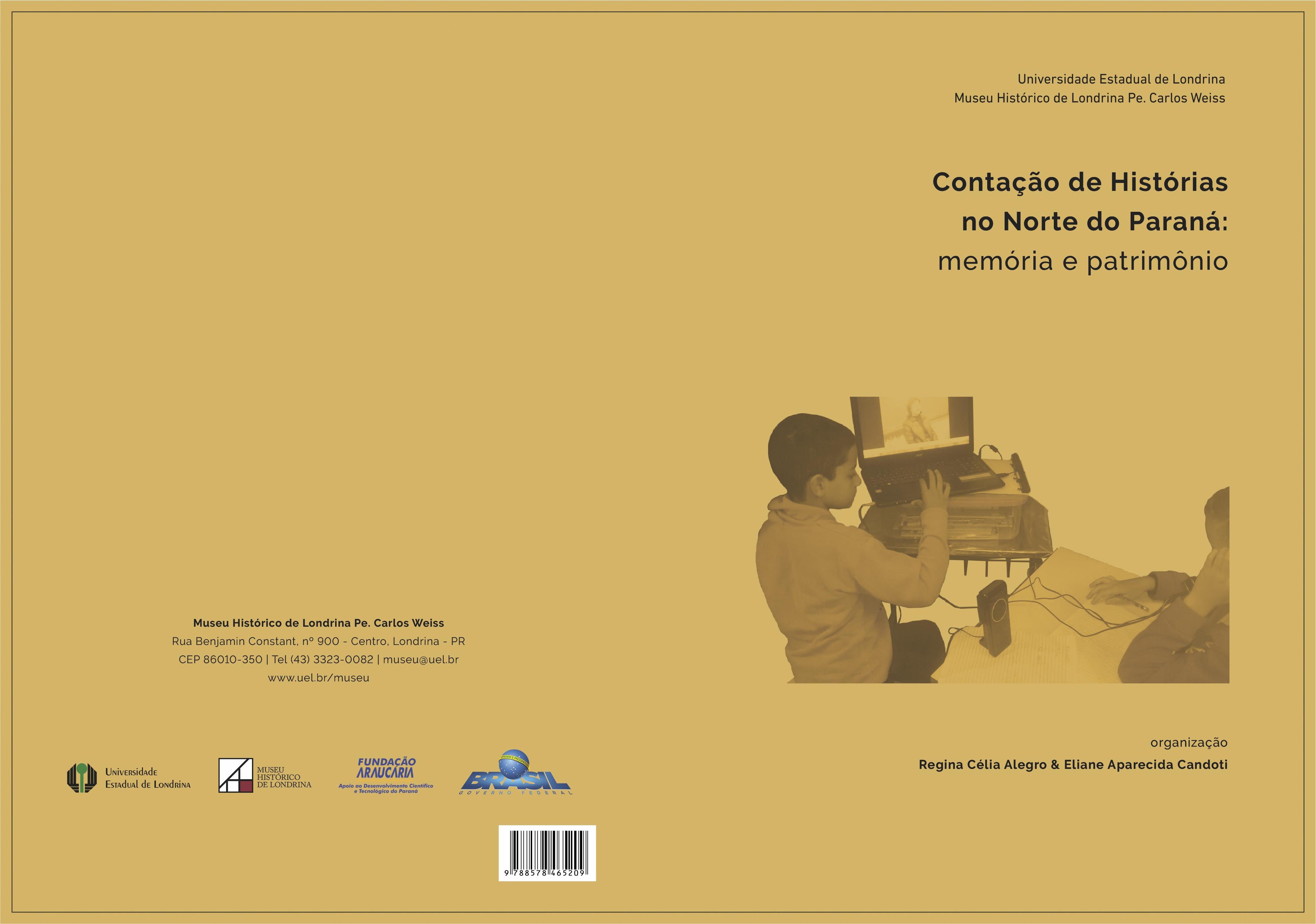"""Lançamento de livros que narram """"causos"""" de Londrina e Região"""