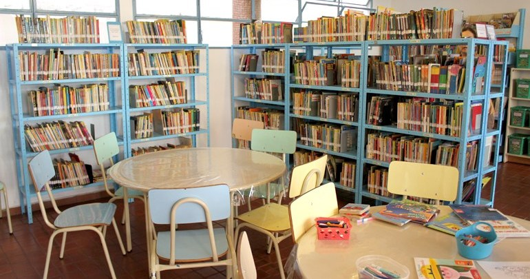 Biblioteca Infantil promove contação de histórias