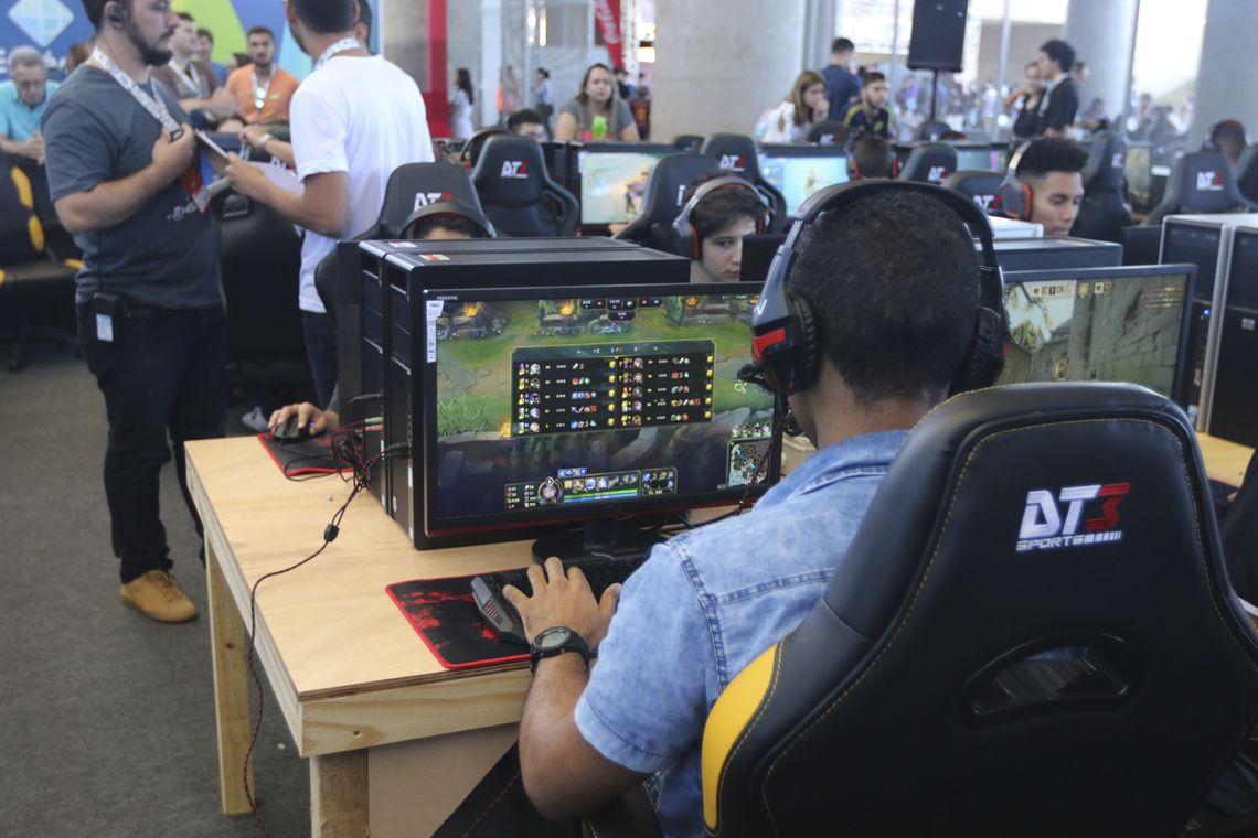 Imposto sobre a importação de jogos eletrônicos é reduzido
