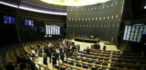Projeto sobre porte de armas e reforma tributária são destaques na Câmara nesta semana