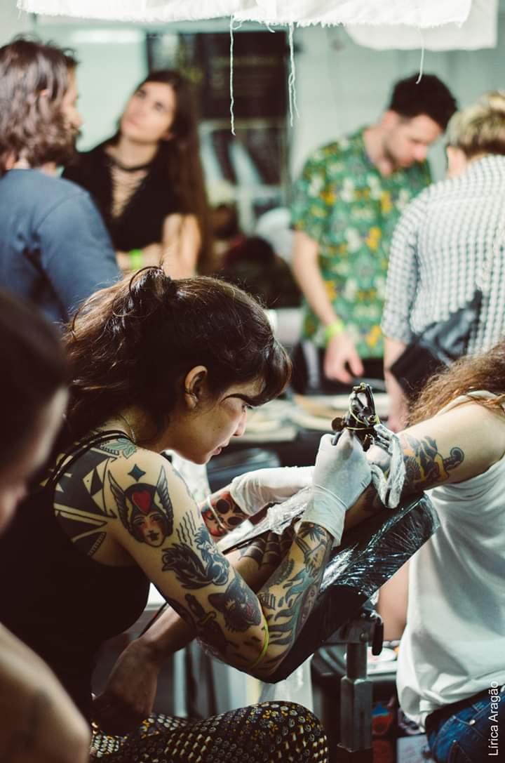3ª Expo Tattoo Londrina traz arte, diversão e solidariedade ao Parque Ney Braga