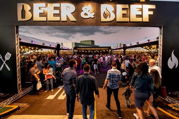 Em setembro, Catuaí Shopping promove segunda edição do Beer&Beef