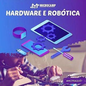 Curso de Hardware e Robótica na Microcamp Londrina