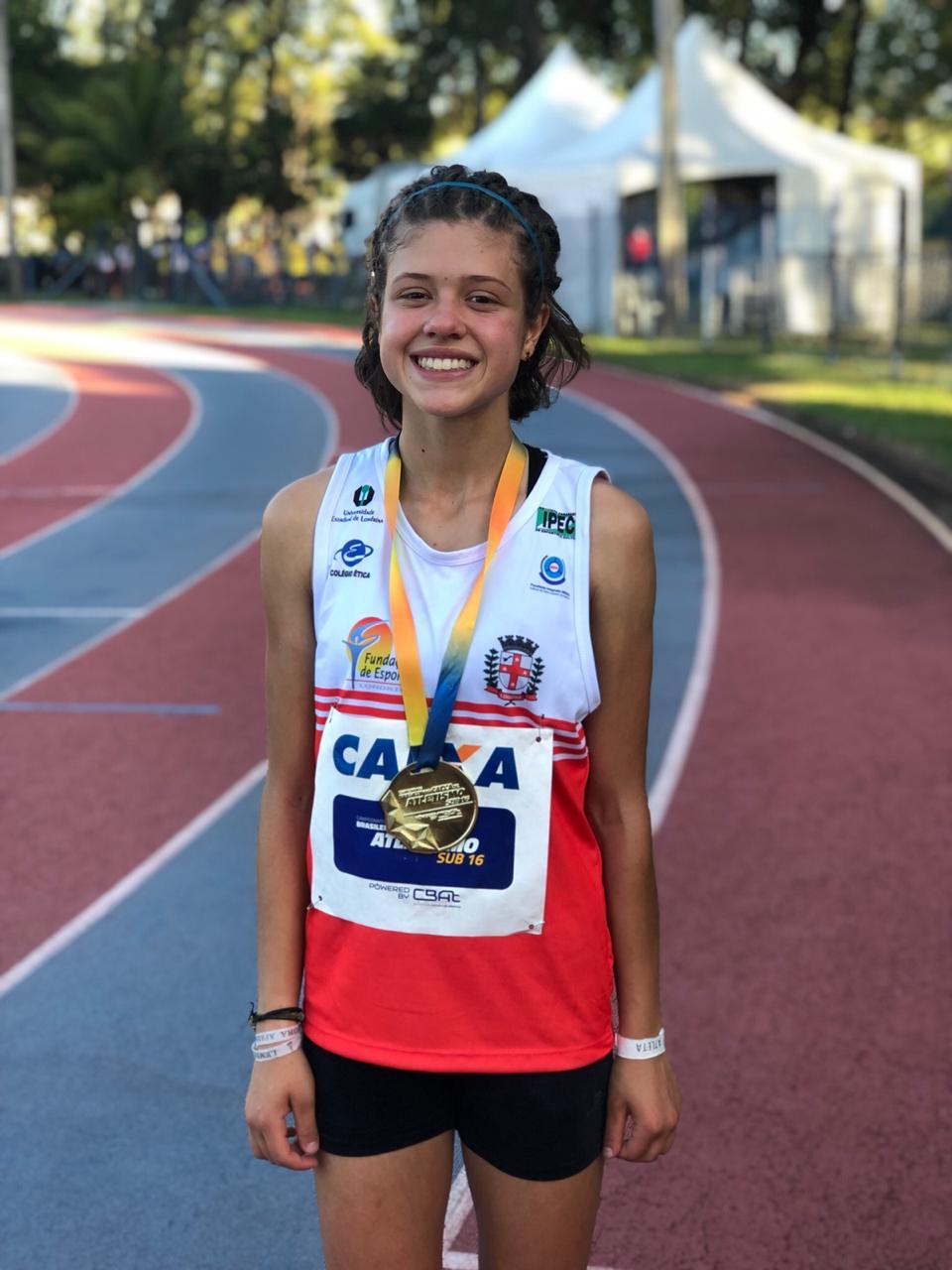 Londrina/FEL/IPEC é vice-campeã brasileira feminina sub-16
