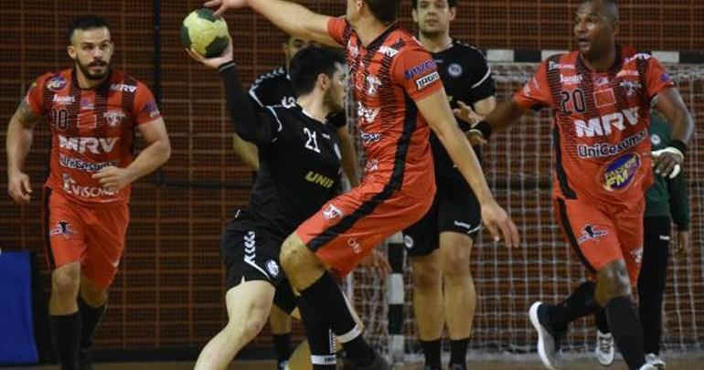Londrina disputa Liga Nacional de Handebol