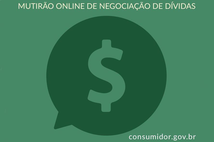 Procon Paraná realiza mutirão online de negociação de dívidas