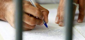 Mais de 1,7 mil presos do estado se inscreveram para o Enem