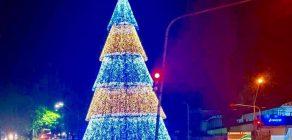 Prefeitura de Londrina apresenta decoração para o Natal 2019