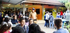 Governo vai dobrar programa Escola Segura em 2020