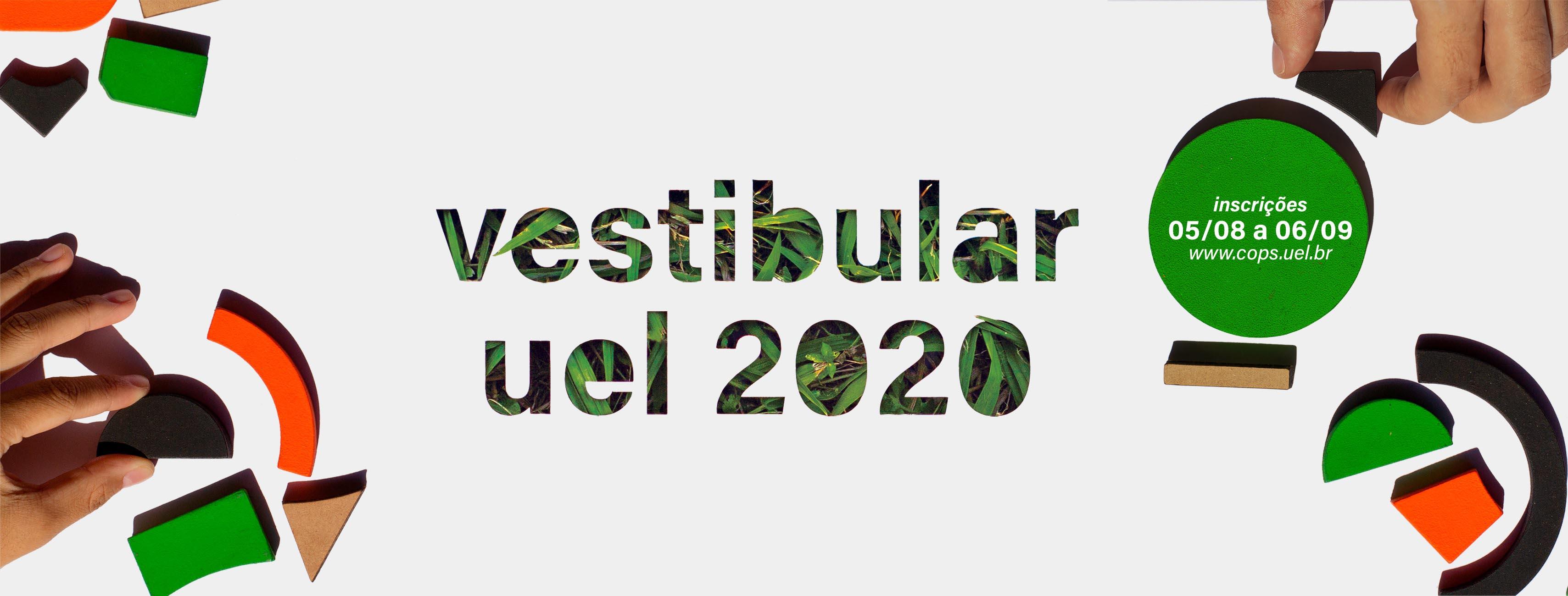 UEL divulga 3ª convocação do Vestibular 2020 na terça-feira (28)