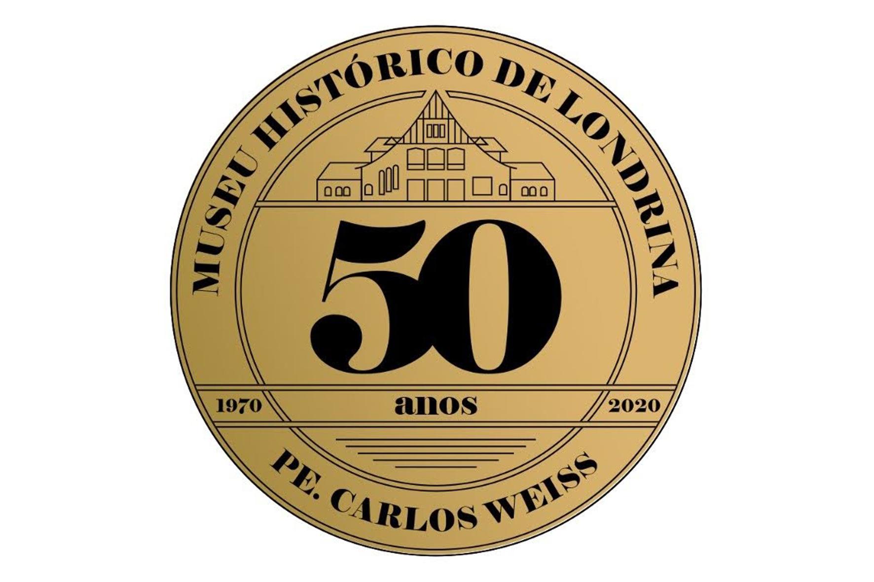 Lançado selo comemorativo de 50 anos do Museu Histórico de Londrina