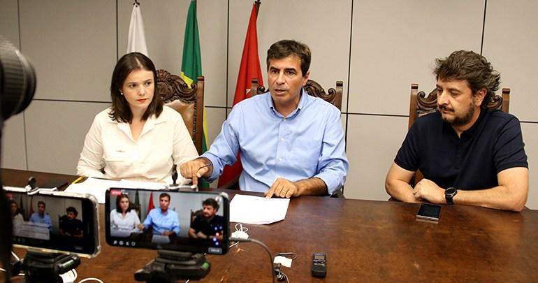 Prefeito convida voluntários para ações contra a pandemia em Londrina