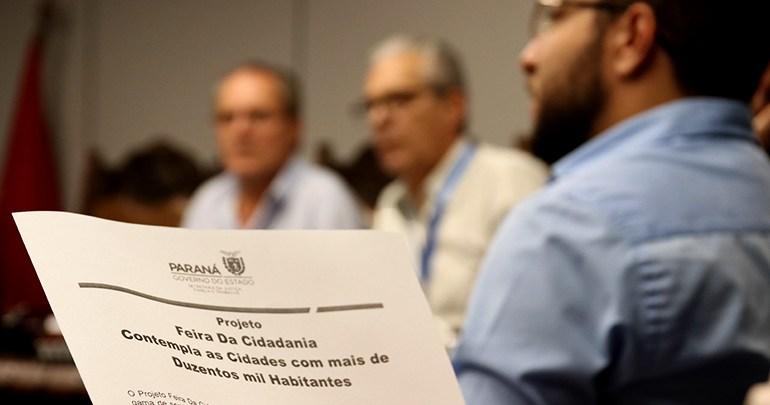 Londrina sedia Feira da Cidadania em março