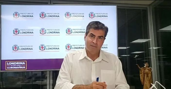 Aulas presenciais ficam suspensas em Londrina até 31 de agosto