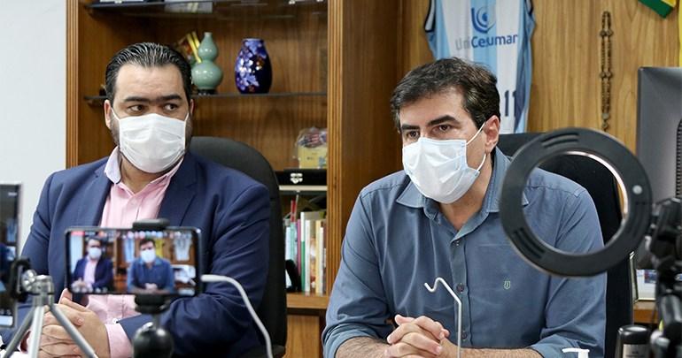 Município prossegue com medidas de combate à pandemia