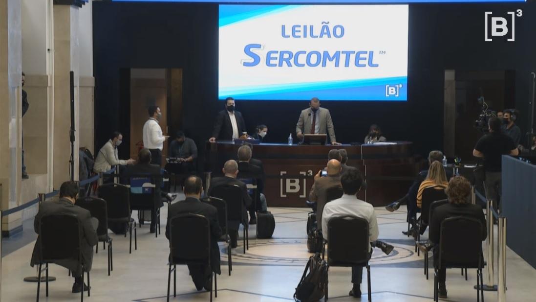 Controle da Sercomtel é transferido para o fundo Bordeaux em leilão na B3
