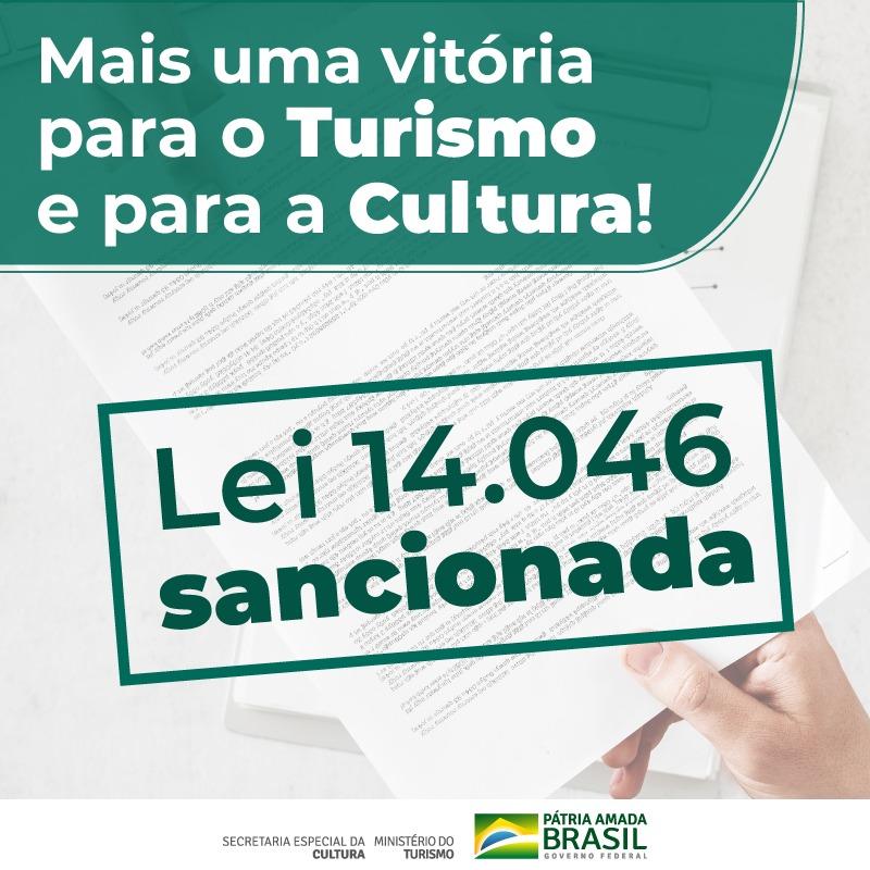 Governo publica lei sobre adiamento e cancelamento no Turismo e Cultura