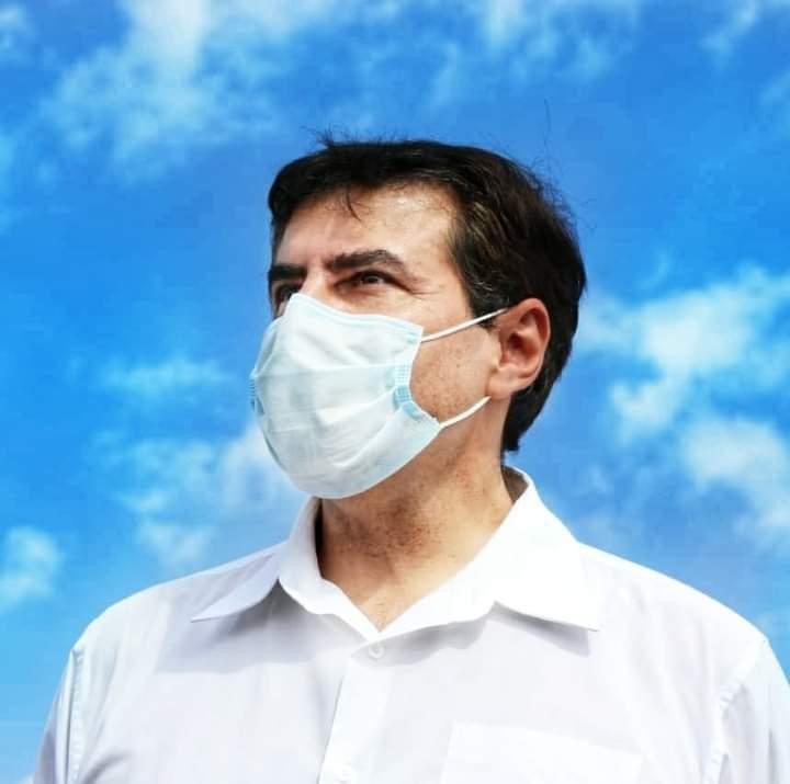 Prefeito Marcelo Belinati é diagnosticado com Covid 19