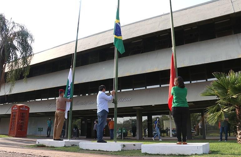 Londrina comemora a Independência do Brasil