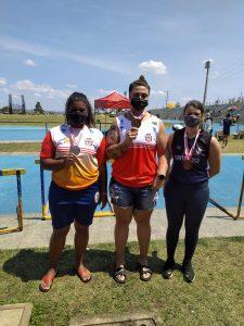 Londrina/FEL/IPEC fatura seis medalhas em retorno às competições